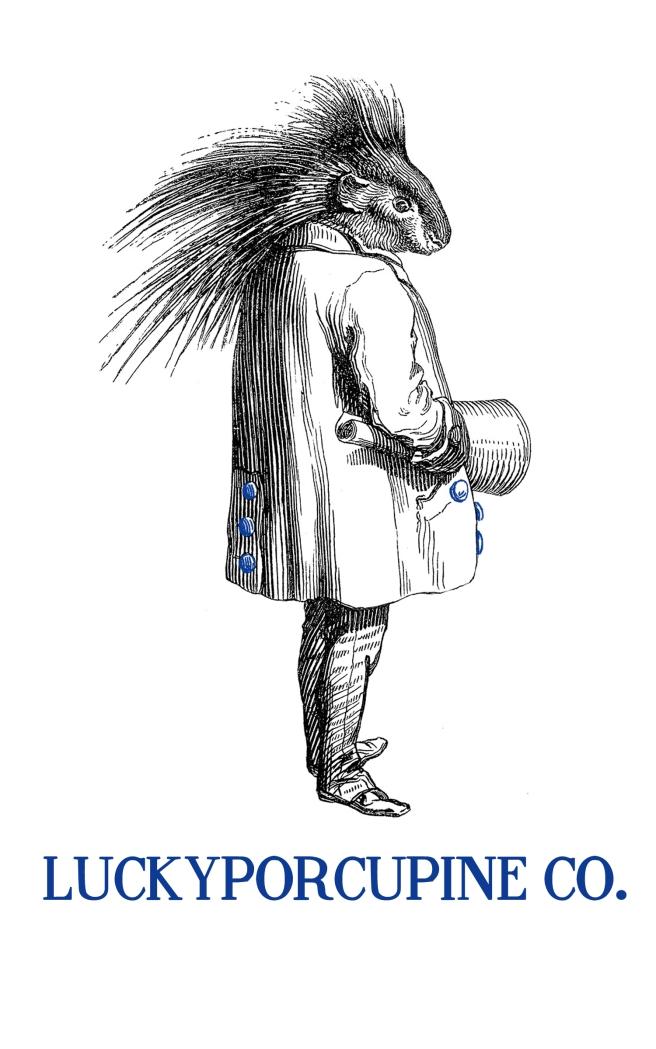 Vertical Porcupine